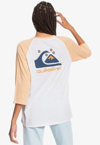 Quiksilver - Long sleeved top - chamois - 2
