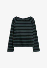 ARMEDANGELS - DELAA  - Long sleeved top - vintage green-black - 4