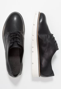 Bianco - DERBY  - Trainers - black - 3