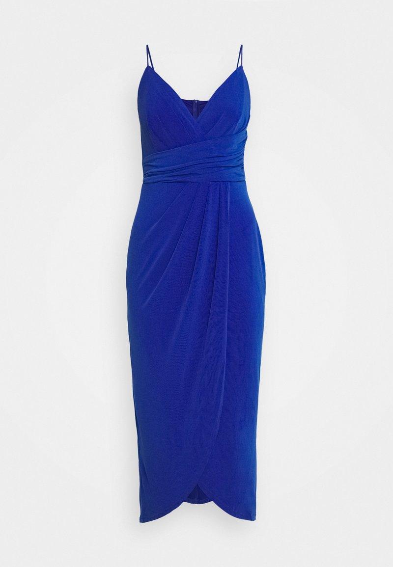 Trendyol - Jersey dress - royal blue