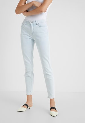 NEED - Skinny-Farkut - light blue denim