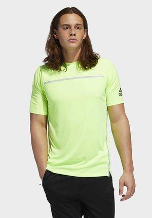 PRIMEBLUE T-SHIRT - Print T-shirt - green