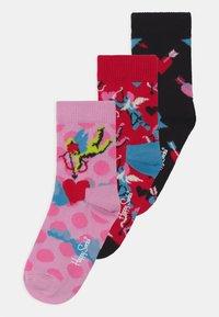 Happy Socks - I LOVE YOU 3 PACK UNISEX - Socks - multi-coloured - 0