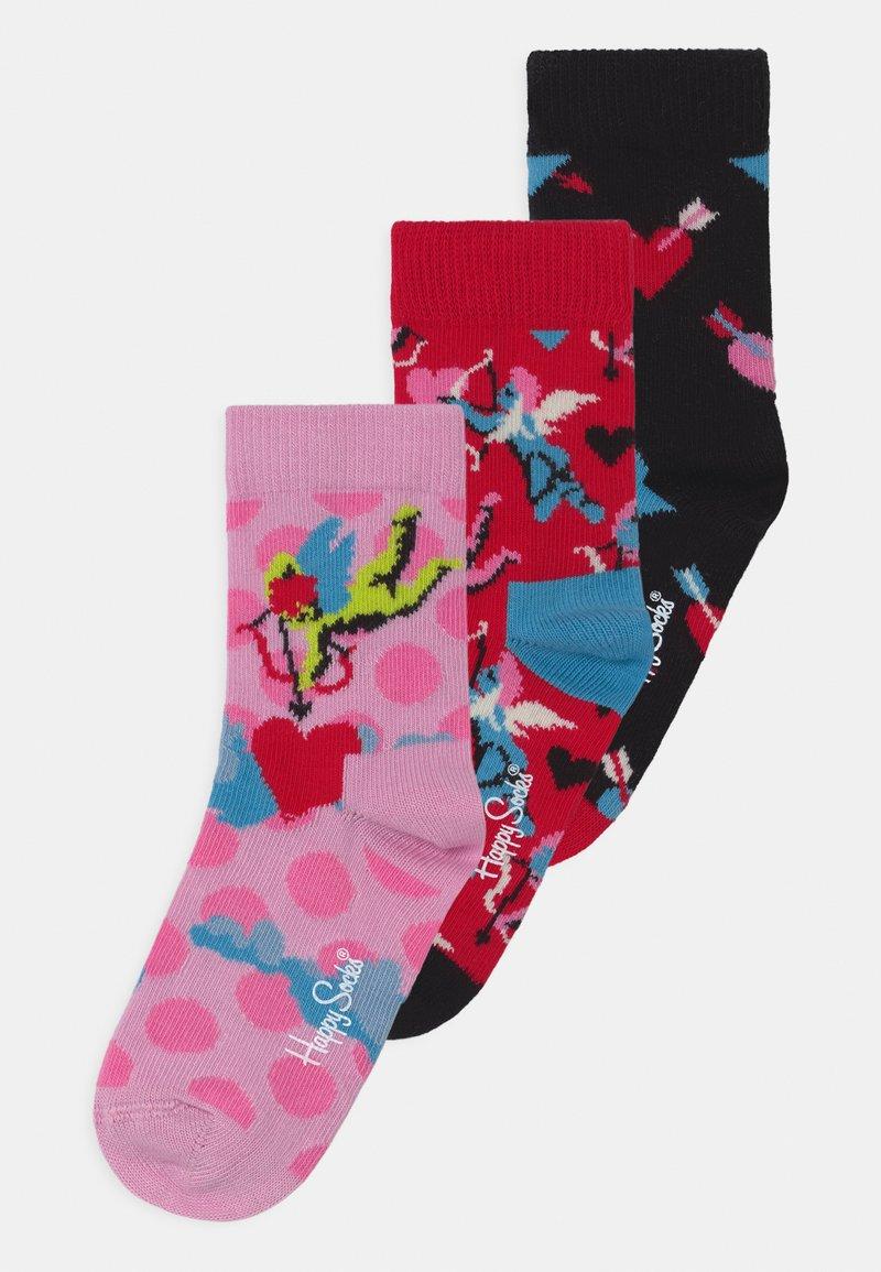 Happy Socks - I LOVE YOU 3 PACK UNISEX - Socks - multi-coloured