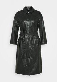 ONLY Tall - ONLMALYA DIONNE DRESS - Shirt dress - black - 0
