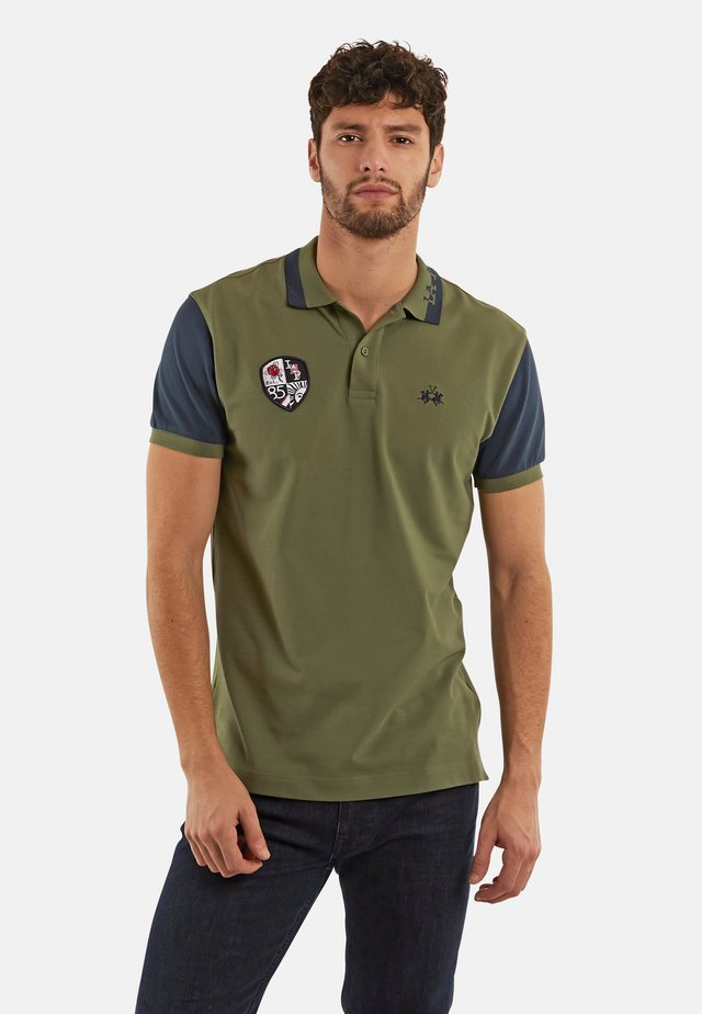 Polo - olive