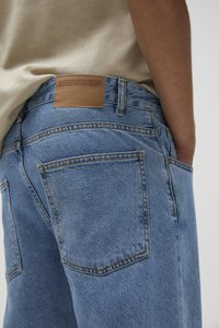 PULL&BEAR - Jeans a sigaretta - light blue - 4