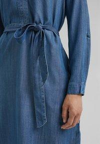 Esprit - Denim dress - blue medium washed - 4
