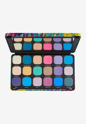 REVOLUTION FOREVER FLAWLESS HYDRA TURTLE EYESHADOW PALETTE - Eyeshadow palette - hydra turtle