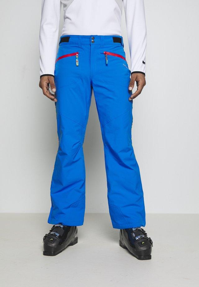 CONDE - Pantalon de ski - royal blue