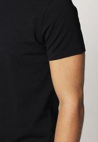 Filippa K - TEE - Basic T-shirt - navy - 5