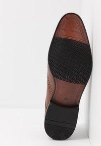 Pier One - Stringate eleganti - brown - 4