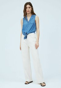 Pepe Jeans - LEXA SKY HIGH - Flared Jeans - denim - 1