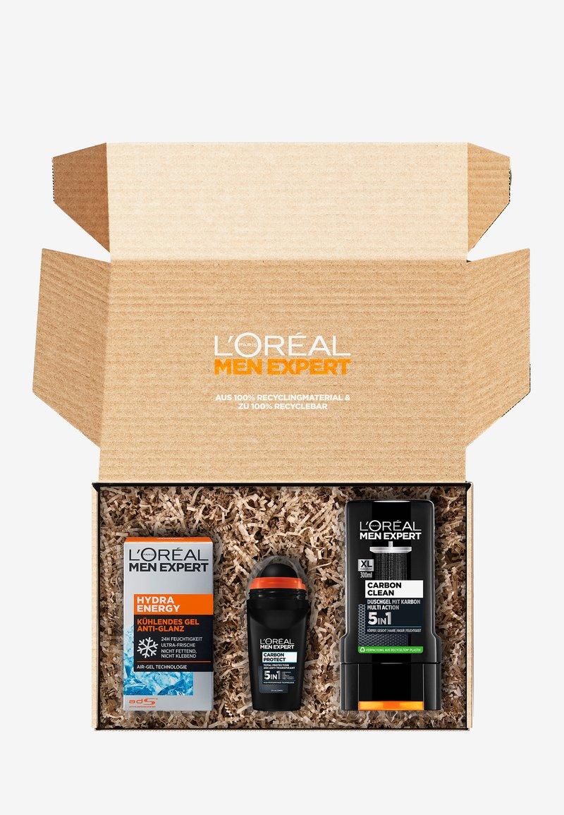 L'Oréal Men Expert - BESTSELLER SUSTAINABLE BOX - Bath and body set - -