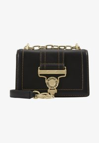 Versace Jeans Couture - MED BUCKLE - Umhängetasche - nero - 4