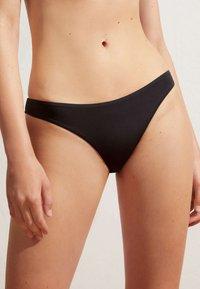 OYSHO - Bikinibroekje - black - 0