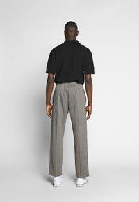 Weekday - KEN TRACKPANTS - Kalhoty - brown - 2