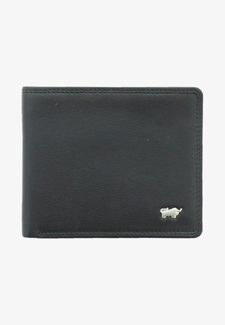 Braun Büffel - GOLF  - Wallet - black