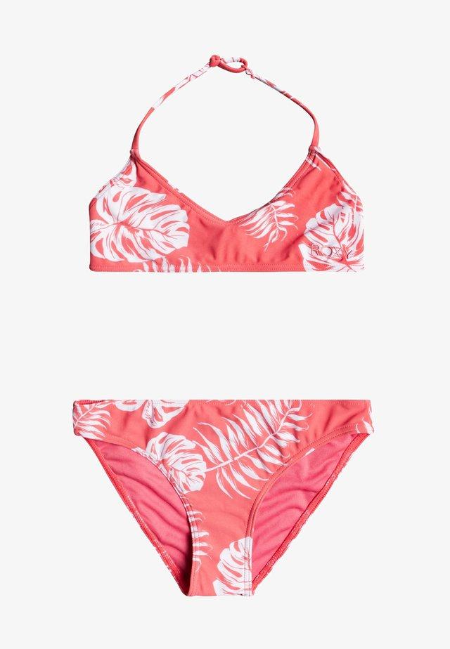 SET - Bikini - desert rose pure bico s