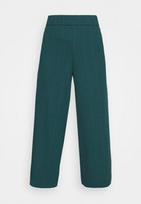 Monki - Trousers - dark green - 3