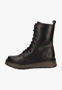 Fly London - Platform ankle boots - black - 0