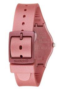 Swatch - DATEBAYA - Zegarek - pink - 2