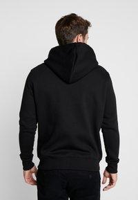 Alpha Industries - Zip-up hoodie - black - 2