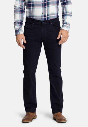 POCKET RANDO - Straight leg jeans - night sky