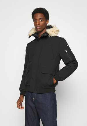 KEYBURN - Winter jacket - black