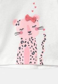 Staccato - SET - Leggings - Trousers - light pink/dark grey - 2