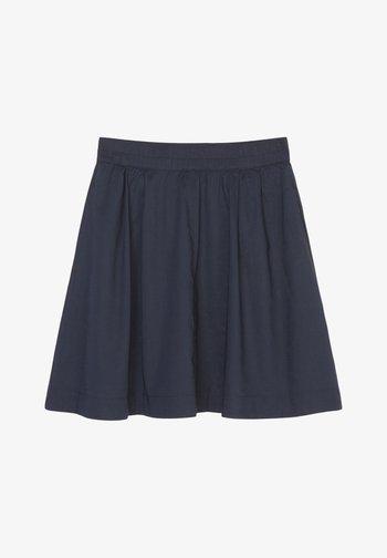 A-line skirt - night sky