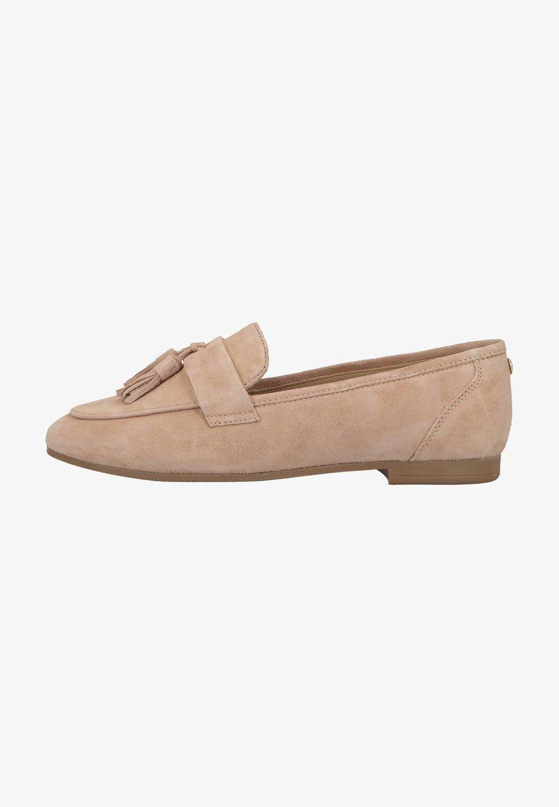 Sansibar Shoes - Półbuty wsuwane - beige