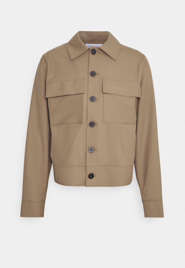 MIND - Leichte Jacke - khaki