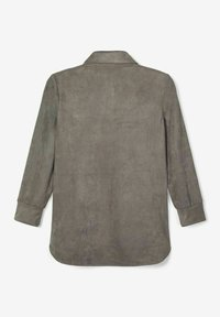 Name it - Button-down blouse - granite grey - 1
