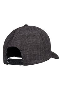 Quiksilver - Cap - dark grey heather - 1