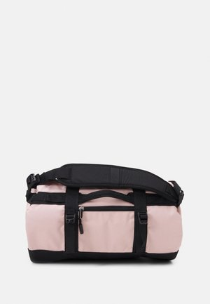BASE CAMP DUFFEL - XS - Treningsbag - evening sandpink/black