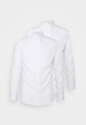 JJJOE 2 PACK - Koszula - white