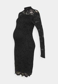Supermom - DRESS  - Shift dress - black - 0
