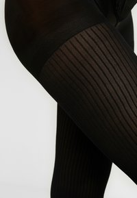 Cache Coeur - LENA OPAQUE 40D TIGHTS - Panty - black - 2
