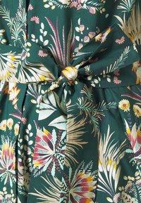 Marella - GERICO - Shirt dress - verde scuro - 2