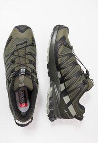Salomon - XA PRO 3D V8 - Hiking shoes - grape leaf/peat/shadow - 1