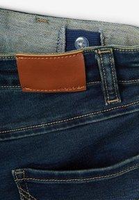 Name it - Jeans straight leg - dark blue denim - 4
