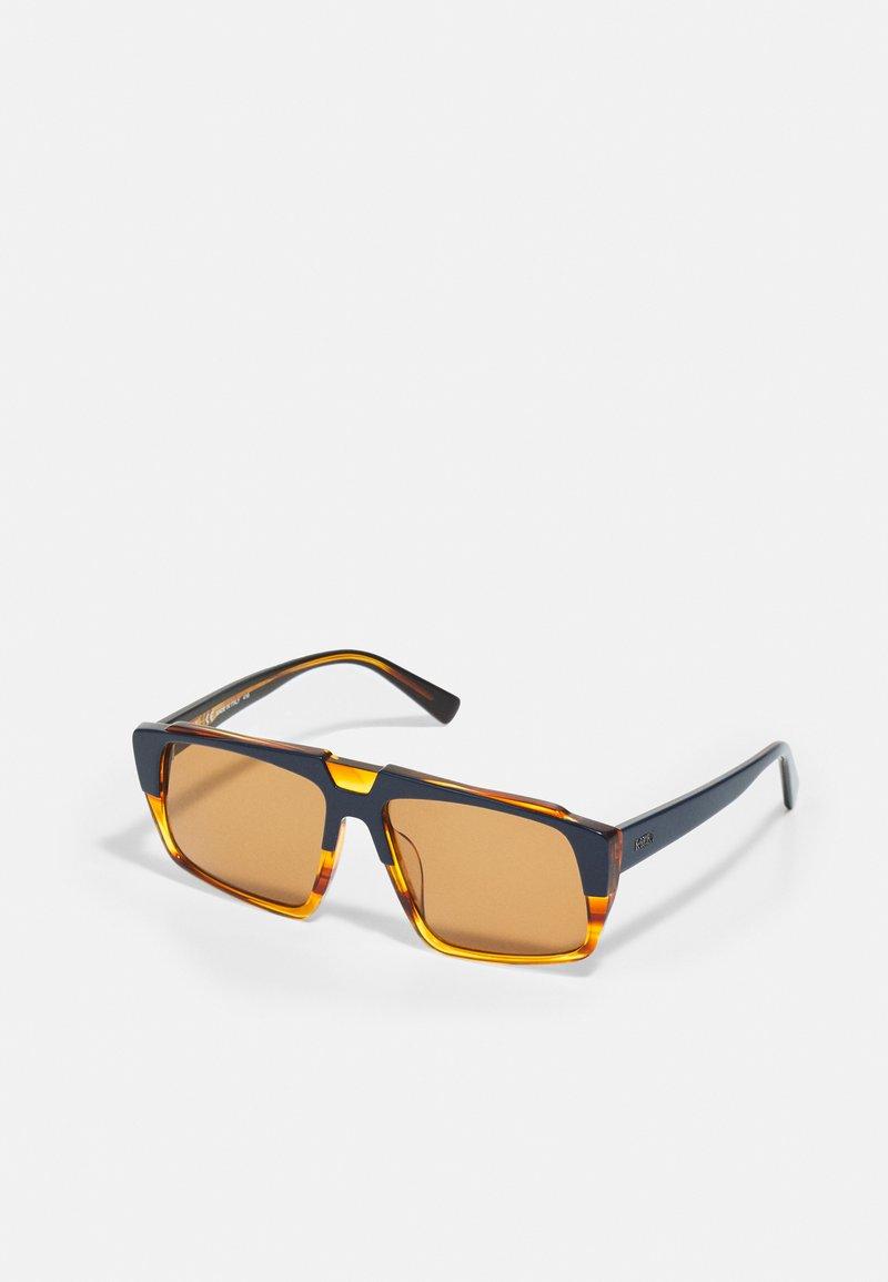 MCM - UNISEX - Sunglasses - blue/orange