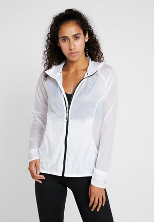 GET FAST JACKET - Sports jacket - puma white