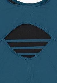 Capezio - BALLET CAP SLEEVE - trikot na gymnastiku - indigo - 3