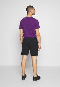 Hollister Co. - ICONIC LOGO - Pantalones deportivos - black - 2