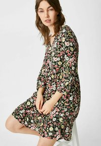 C&A - Day dress - multi coloured - 0