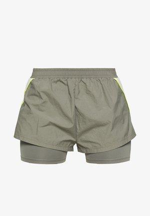 SHORTS - Sports shorts - grey