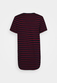 Schiesser - Pyjama - blau/rot - 1