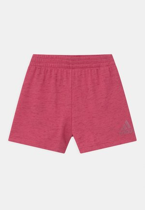 UNISEX - Sports shorts - light pink